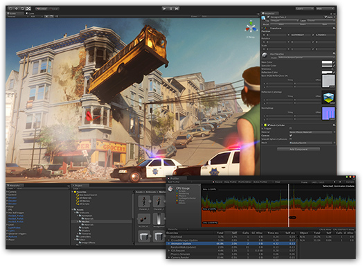 How Unity3D Became a Game-Development Beast